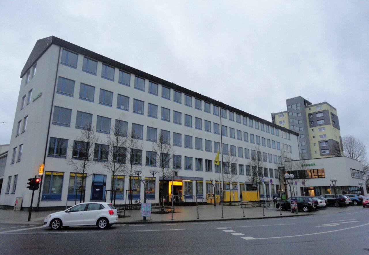 redos brings anchor tenant the Amor Group into Postcarré Hanau