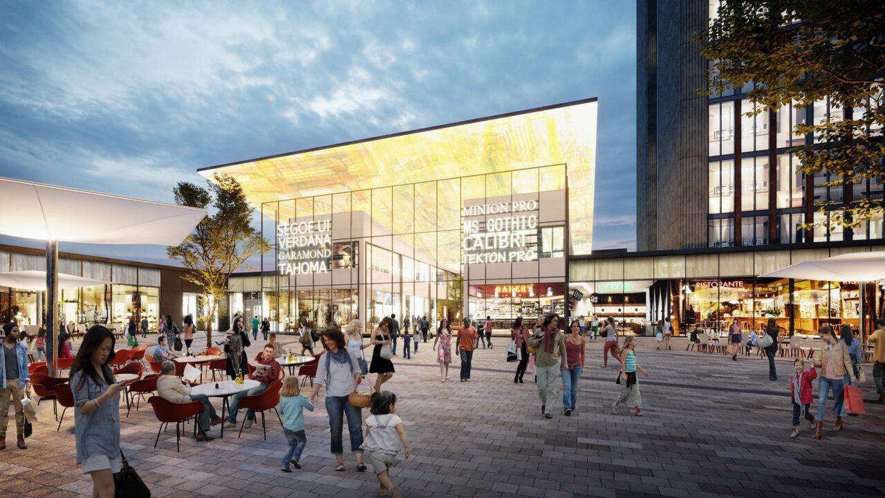 Rhein-Ruhr Zentrum to be holistically refurbished