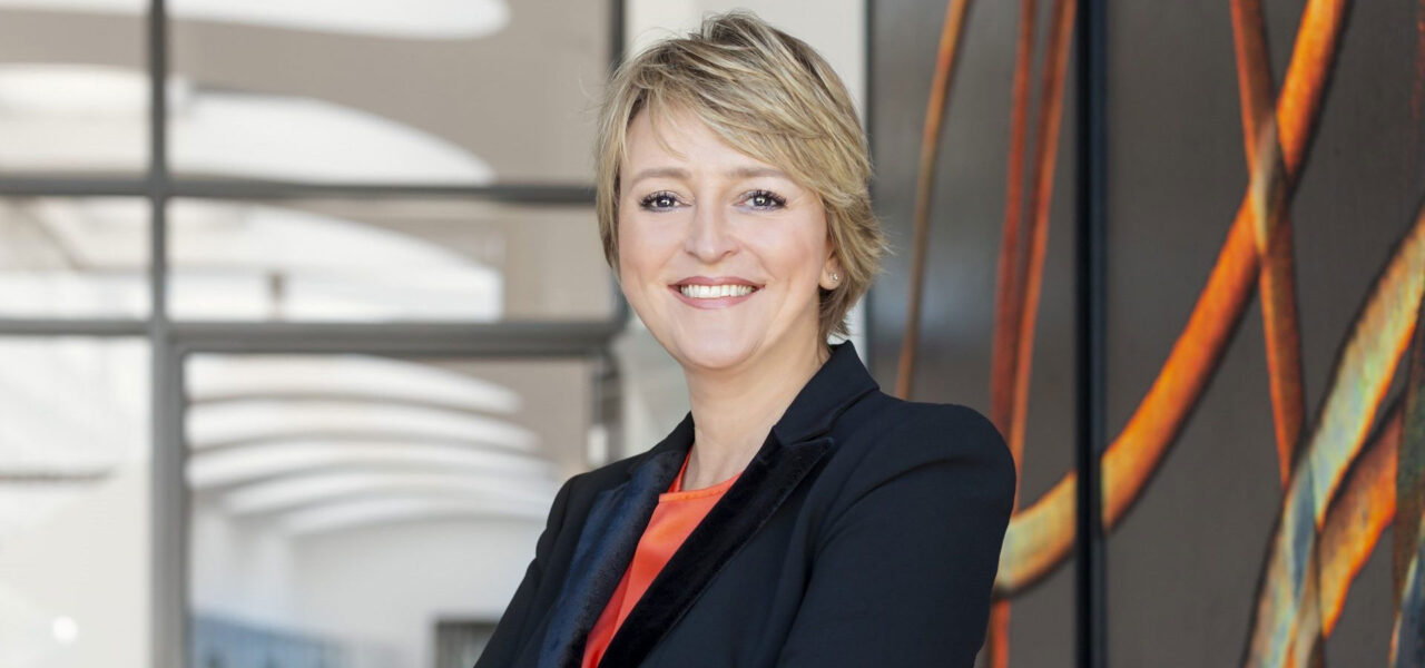 Christine Hager about the revitalisation plans for the Rhein-Ruhr Zentrum
