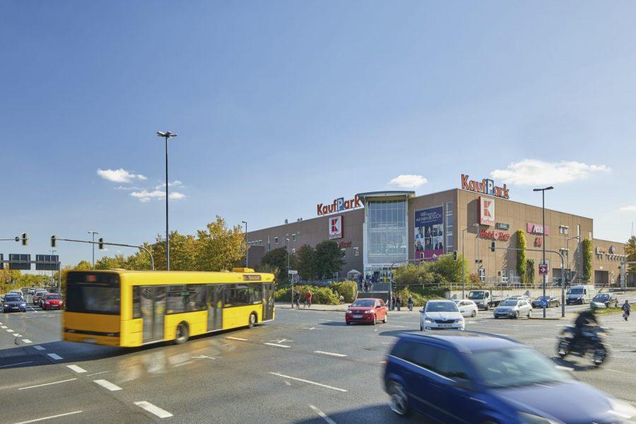 redos veräußert Shopping-Center Kaufpark Nickern in Dresden an Investor Kurt Krieger