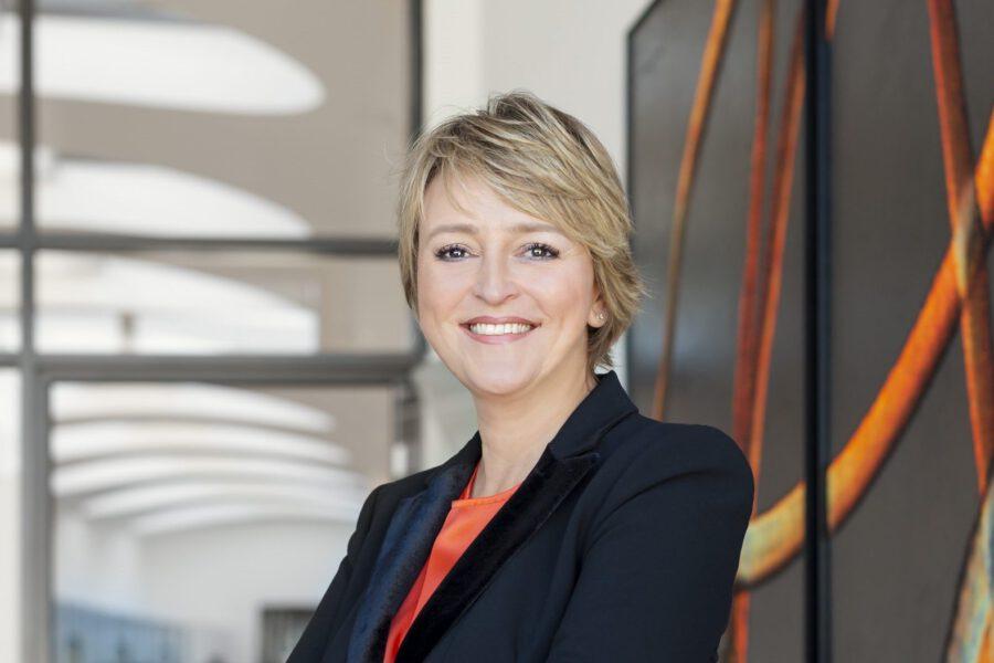 Christine Hager über die Pläne für das Rhein-Ruhr Zentrum