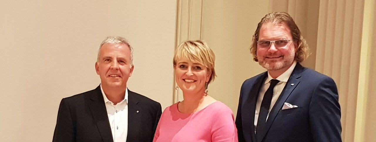 Christine Hager von redos ist neue Vorstandsvorsitzende des German Councils of Shopping Centers