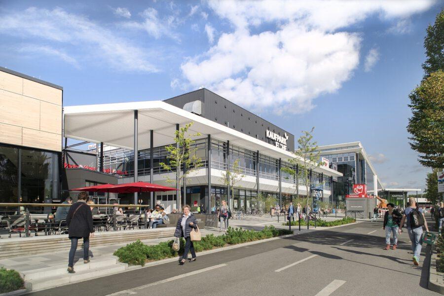 Ausbau der Zusammenarbeit: redos beauftragt ECE mit Management eines Portfolios von vier Shopping-Centern