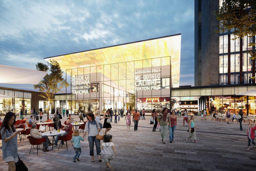 Oliver Herrmann über die Repositionierung des Rhein-Ruhr Zentrums als Shopping-Center 4.0