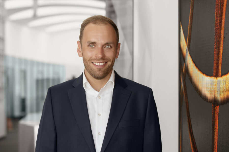 """redos Group appoints Marco Dibbern as Managing Director of """"Urban Logistics"""""""