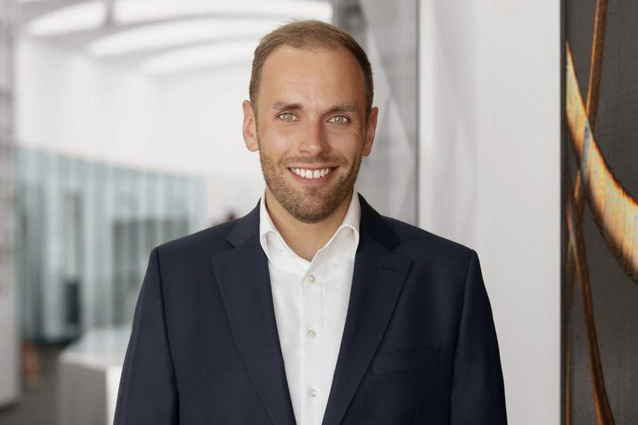 "redos Gruppe holt Marco Dibbern als Managing Director ""Urban Logistics"" an Bord"