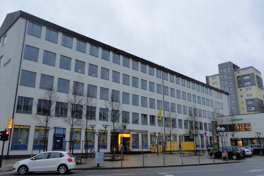 redos holt Ankermieter Amor Group ins Postcarré Hanau