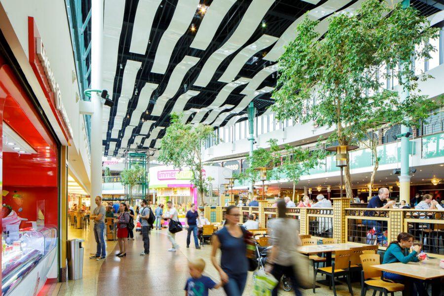 Joint Venture zwischen von MSREI verwaltetem Immobilienfonds und redos vereinigt Rhein-Ruhr Zentrum in drei Transaktionen