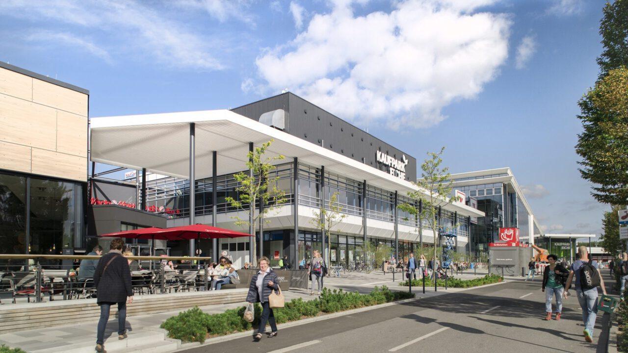 Kaufpark Eiche reopens after extensive refurbishment
